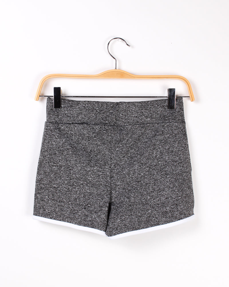 Get Stronger Gym Shorts (Grey)