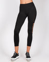 Fashion Q Shop Q Before and After Selfie Yoga Pants (Black) AP60785