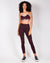 Fashion Q Shop Q Before and After Selfie Yoga Pants (Maroon) AP60785