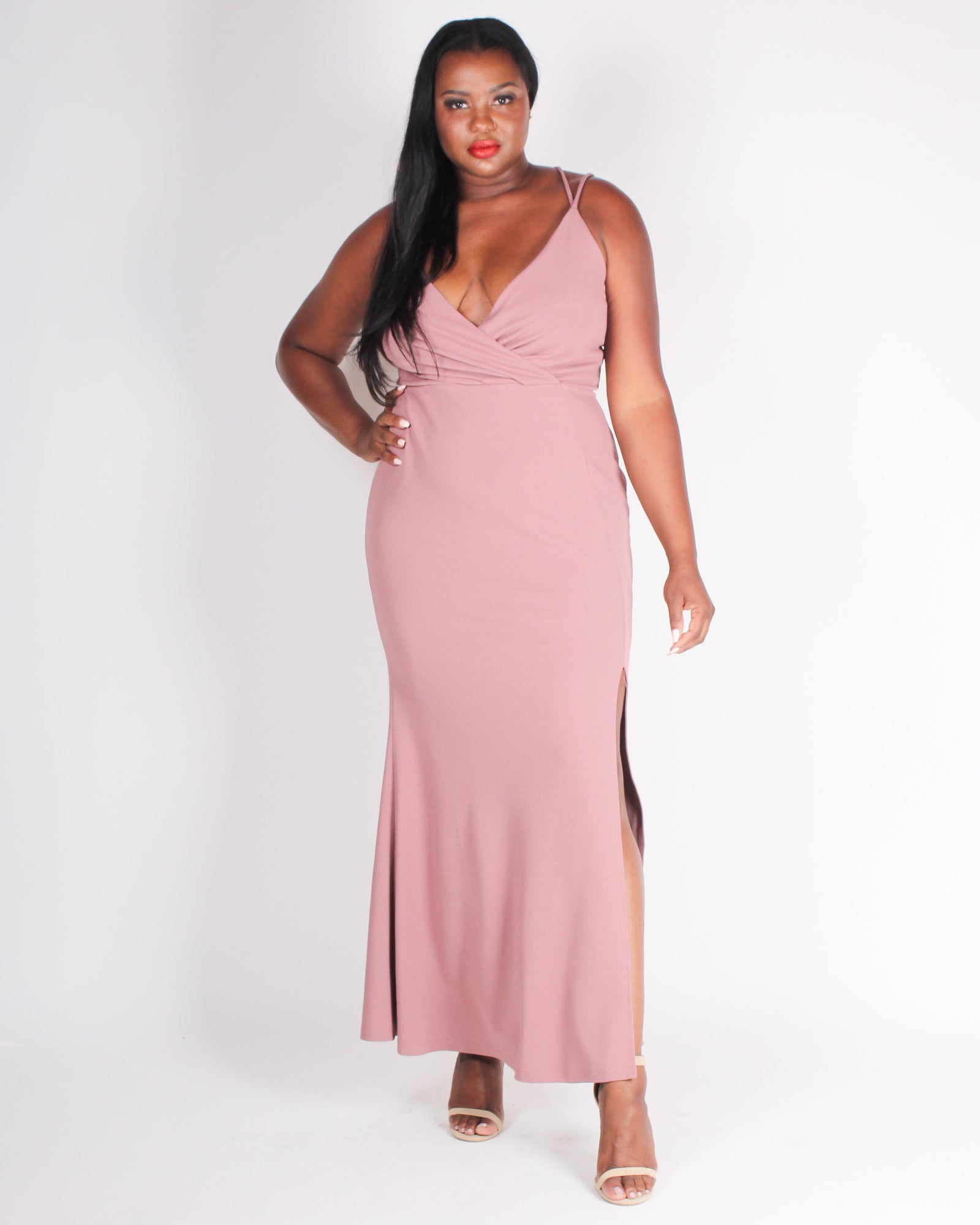 Trendy Plus Size Maxi Dresses - Casual Plus Size Maxi ...