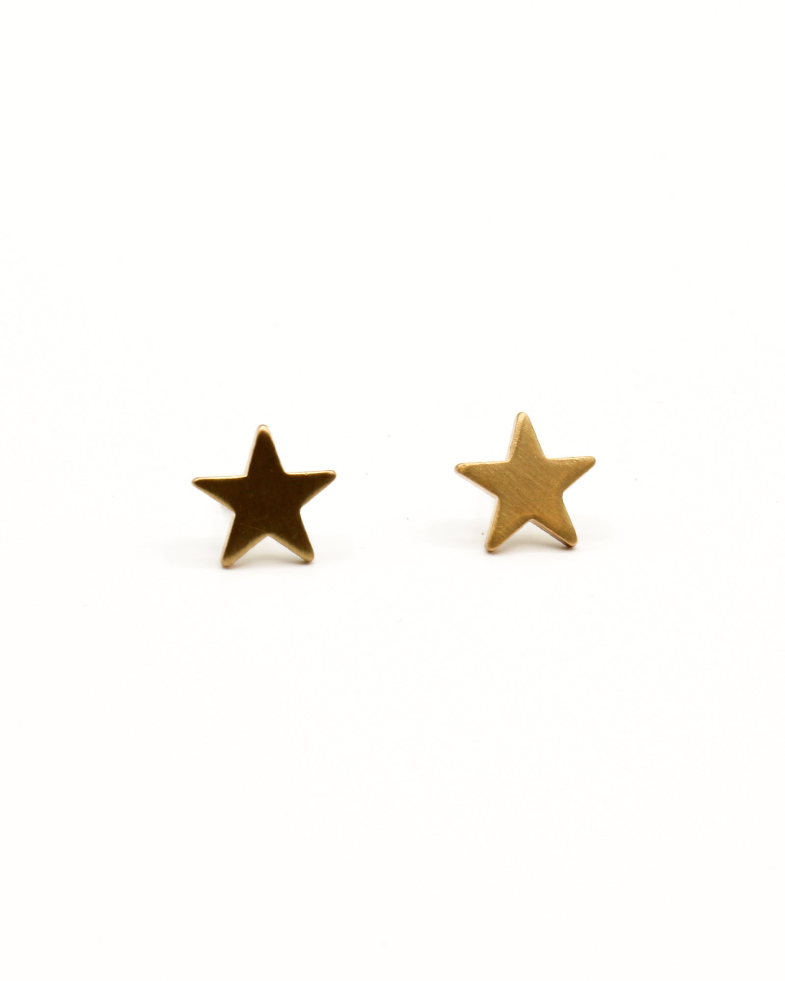Fashion Q Shop Q Twinkle Twinkle Little Gold Star Studs CE1275GD