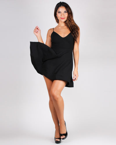 Life is a Party Dress (Black)