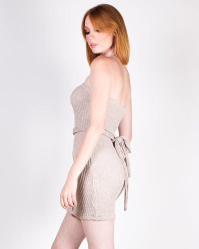 Begin Now Bodycon Dress
