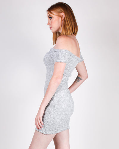 Live for these Moments Knit Bodycon Dress