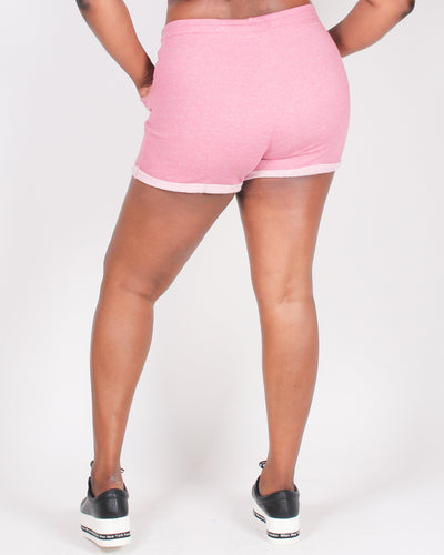 Fashion Q Shop Q The Worry Less Plus Short (Pink) H260B
