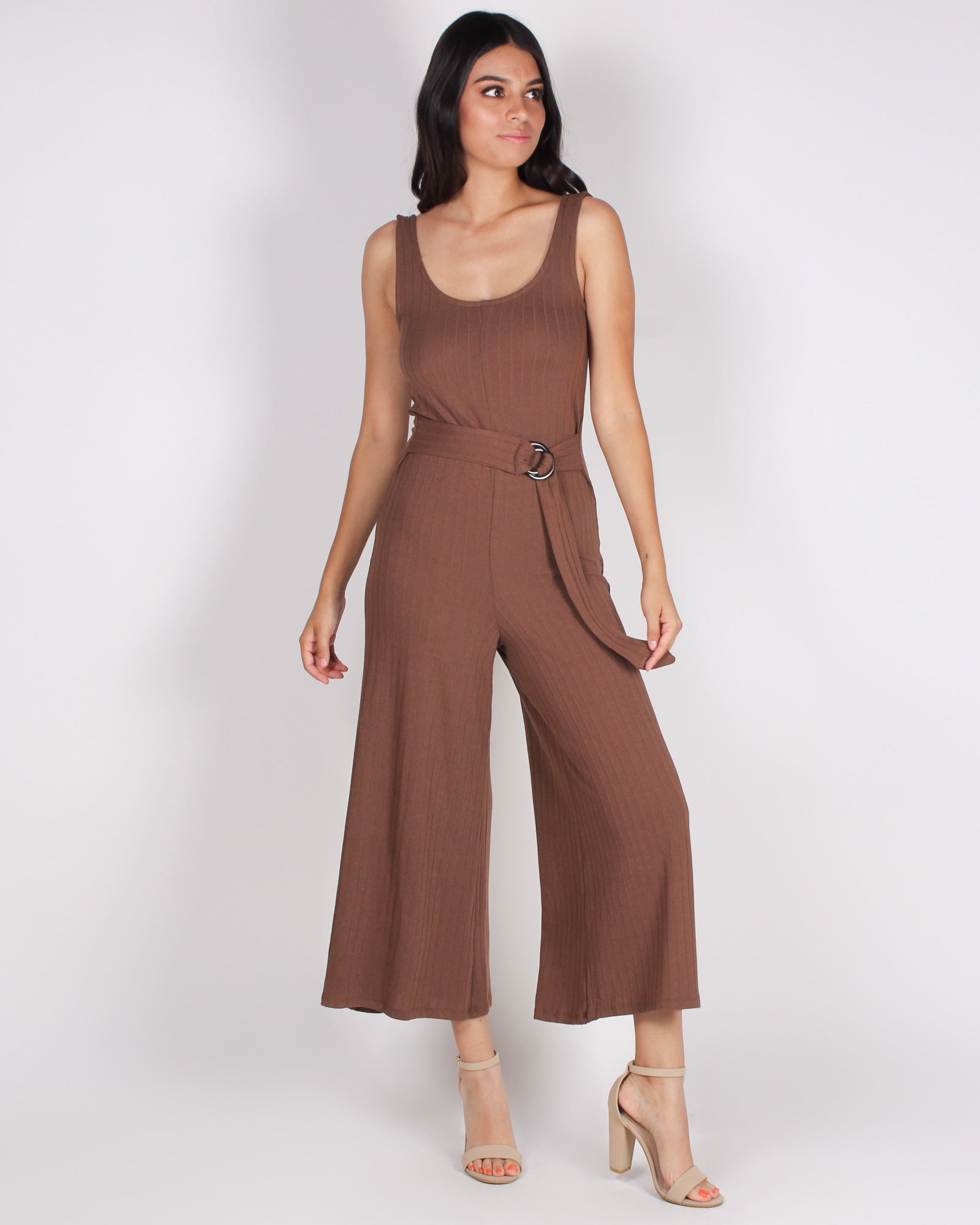 Fashion Q Shop Q Today Matters Most Jumpsuit (Mocha) HMP30840