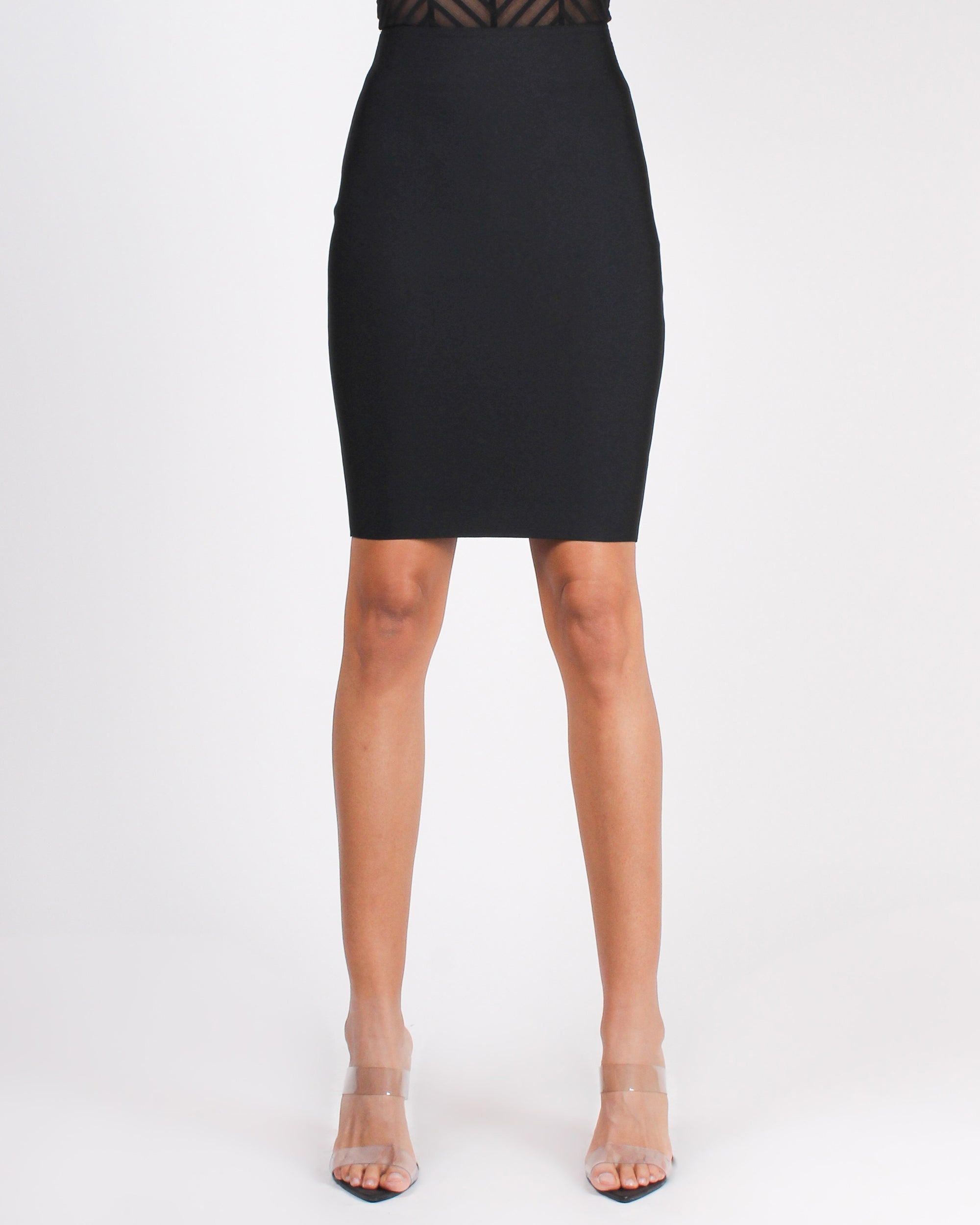 Fashion Q Shop Q Stand Up and Realize Who You Are Pencil Skirt HS7072B