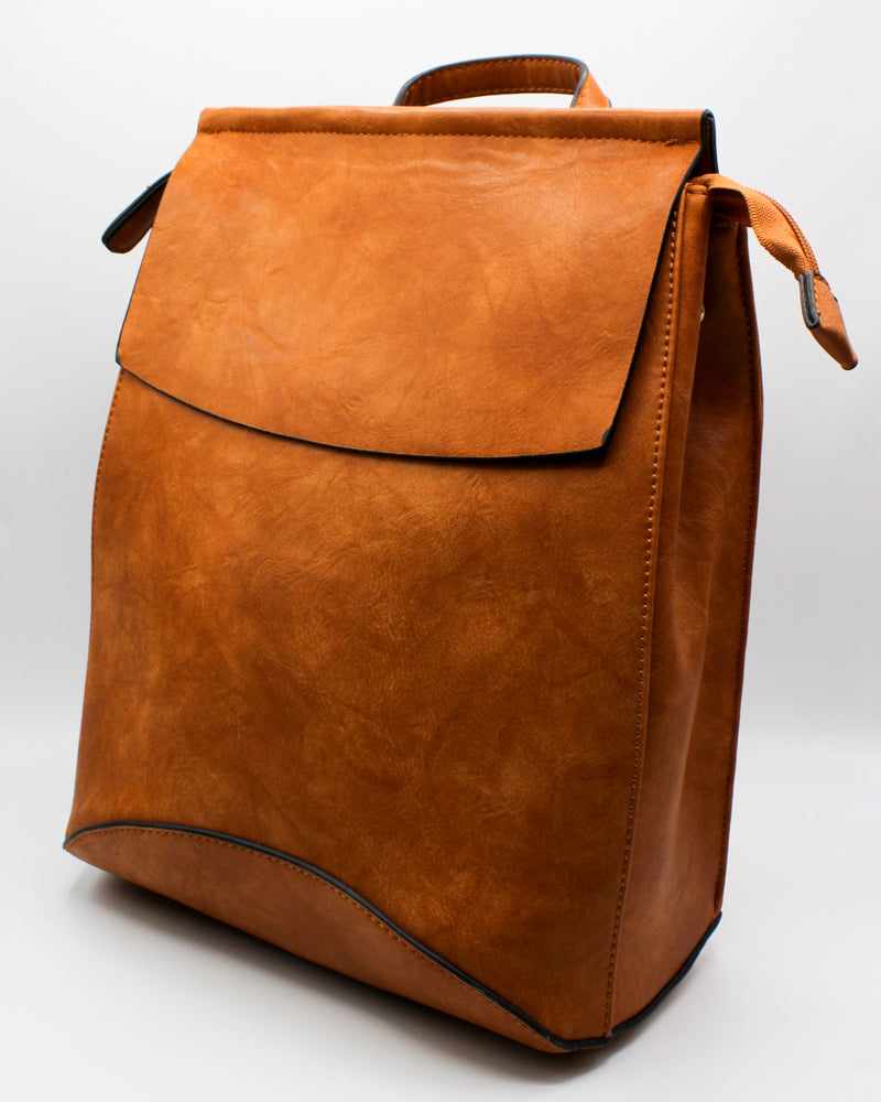 Fashion Q Shop Q It's All About the Bag (Brown) IBS1502-A
