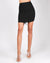 Fashion Q Shop Q You Cannot Ruche Love  Pencil Skirt (Black) IS1240