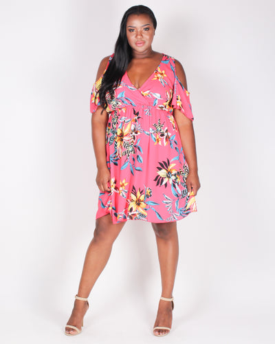 Fashion Q Shop Q A Floral to Remember Sundress JD70579P
