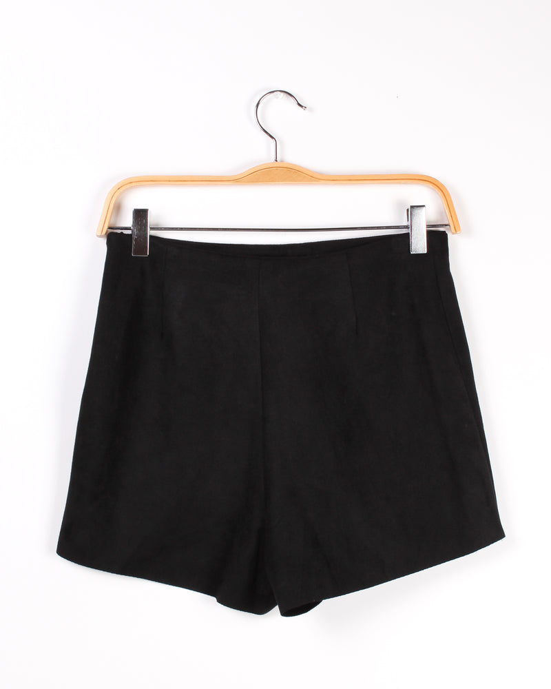 Don't Go Breaking My Heart Skort (Black)