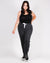 Own it, Babe Plus Jogger Pants (Charcoal)