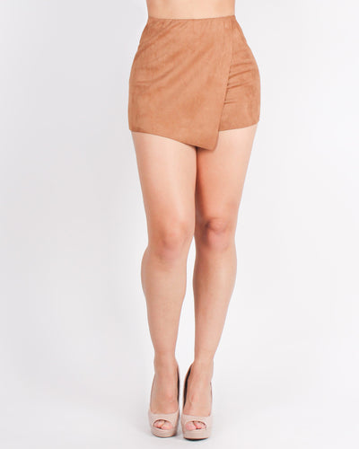 I Love it, I Want it, I Got it Skort (Camel)