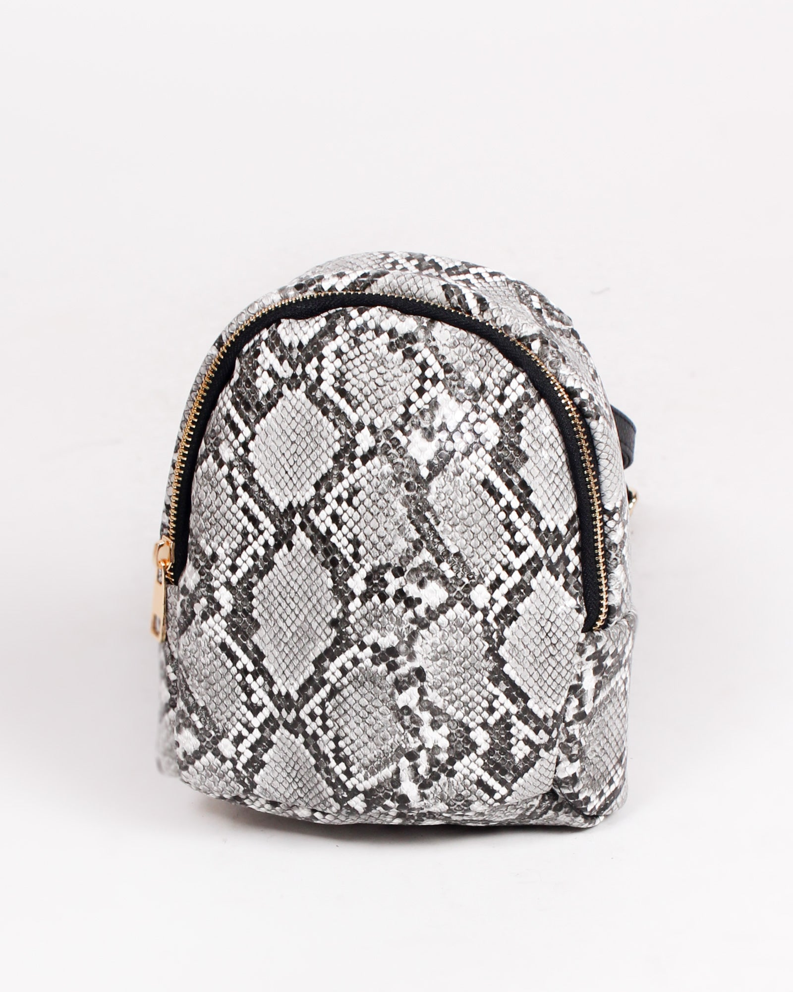 Fashion Q Shop Q This is the Beginning Snake Print Backpack PP-6859