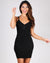Crave You Bodycon Dress (Black)