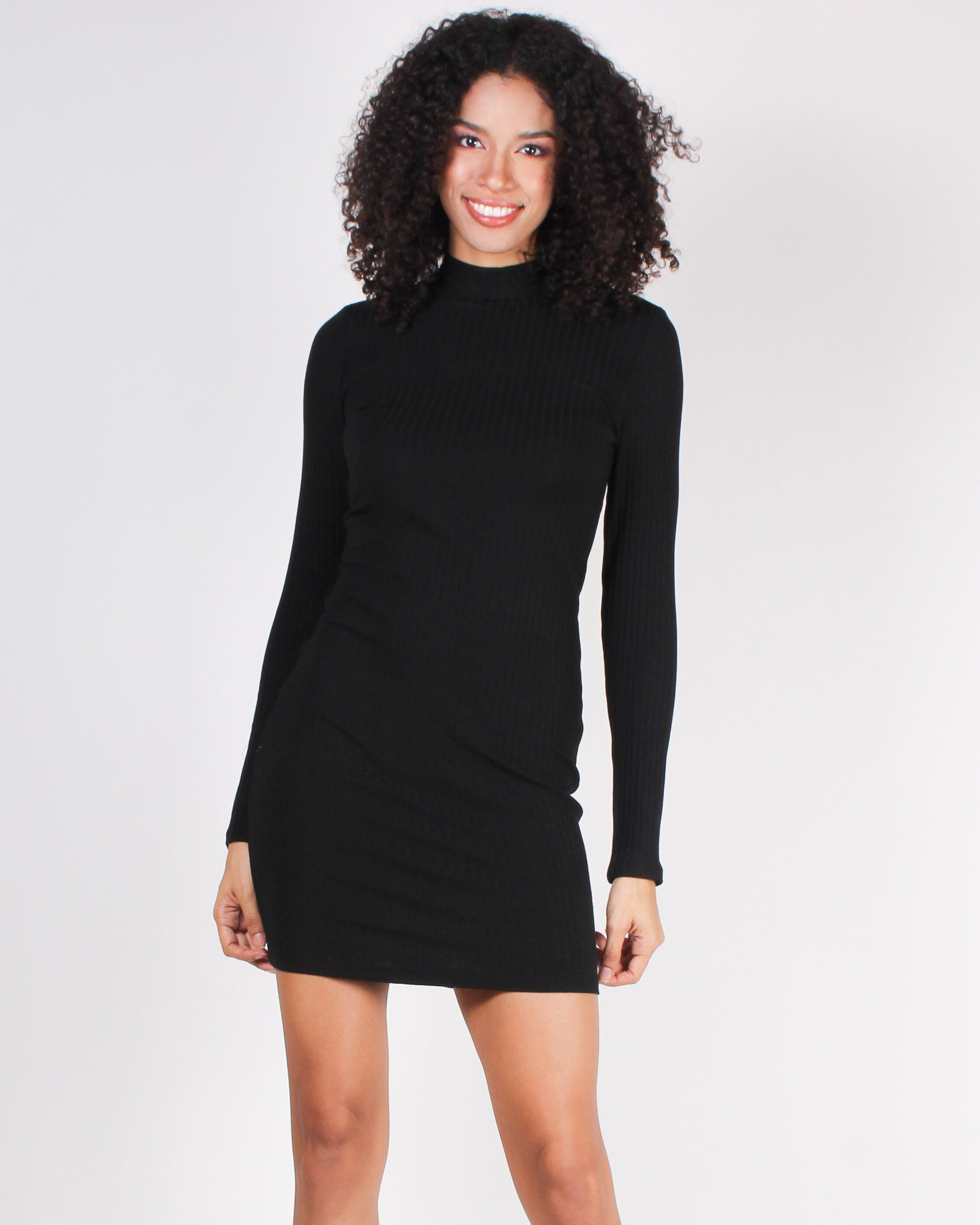 Fashion Q Shop Q Simplicity is the Ultimate Sophistication Bodycon Dress RD36498L