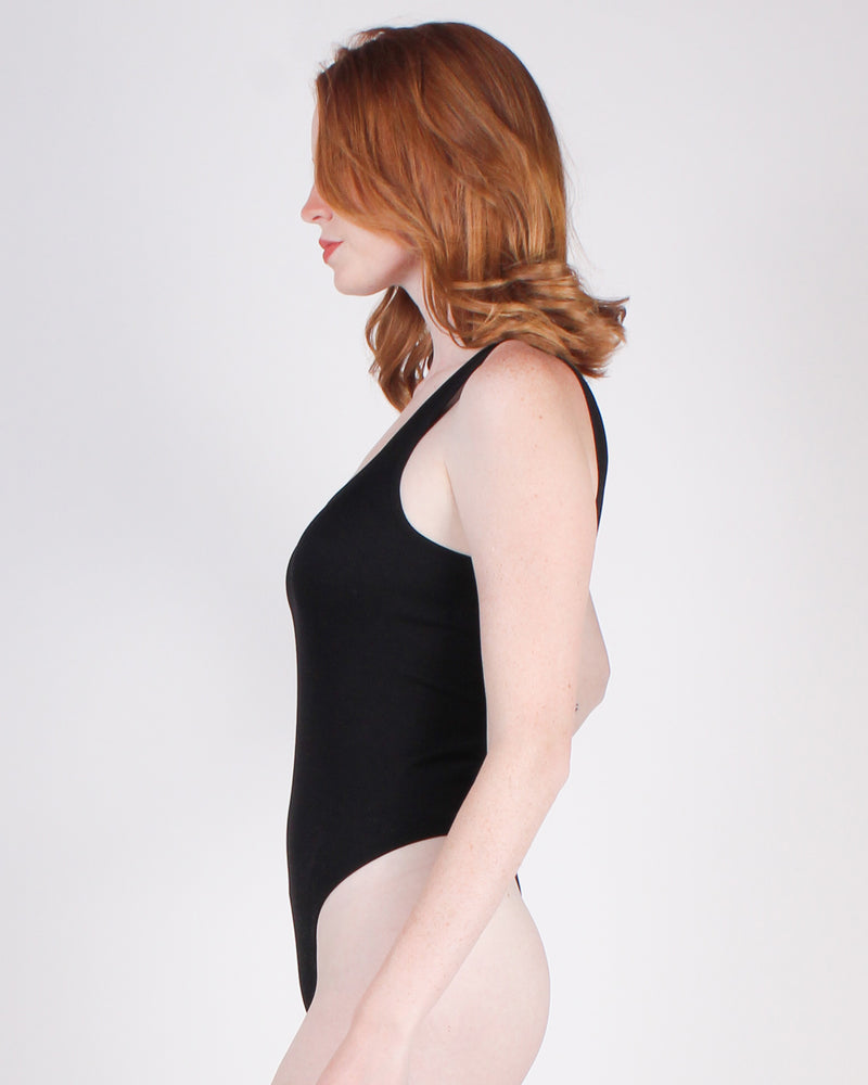 Fashion Q Shop Q Rollin' with the Homies Basic Bodysuit (Black) ST61613