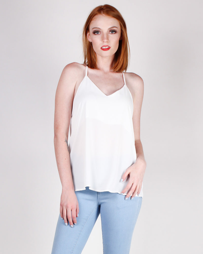 Fashion Q Shop Q Rise and Slay Blouse (White) T10279