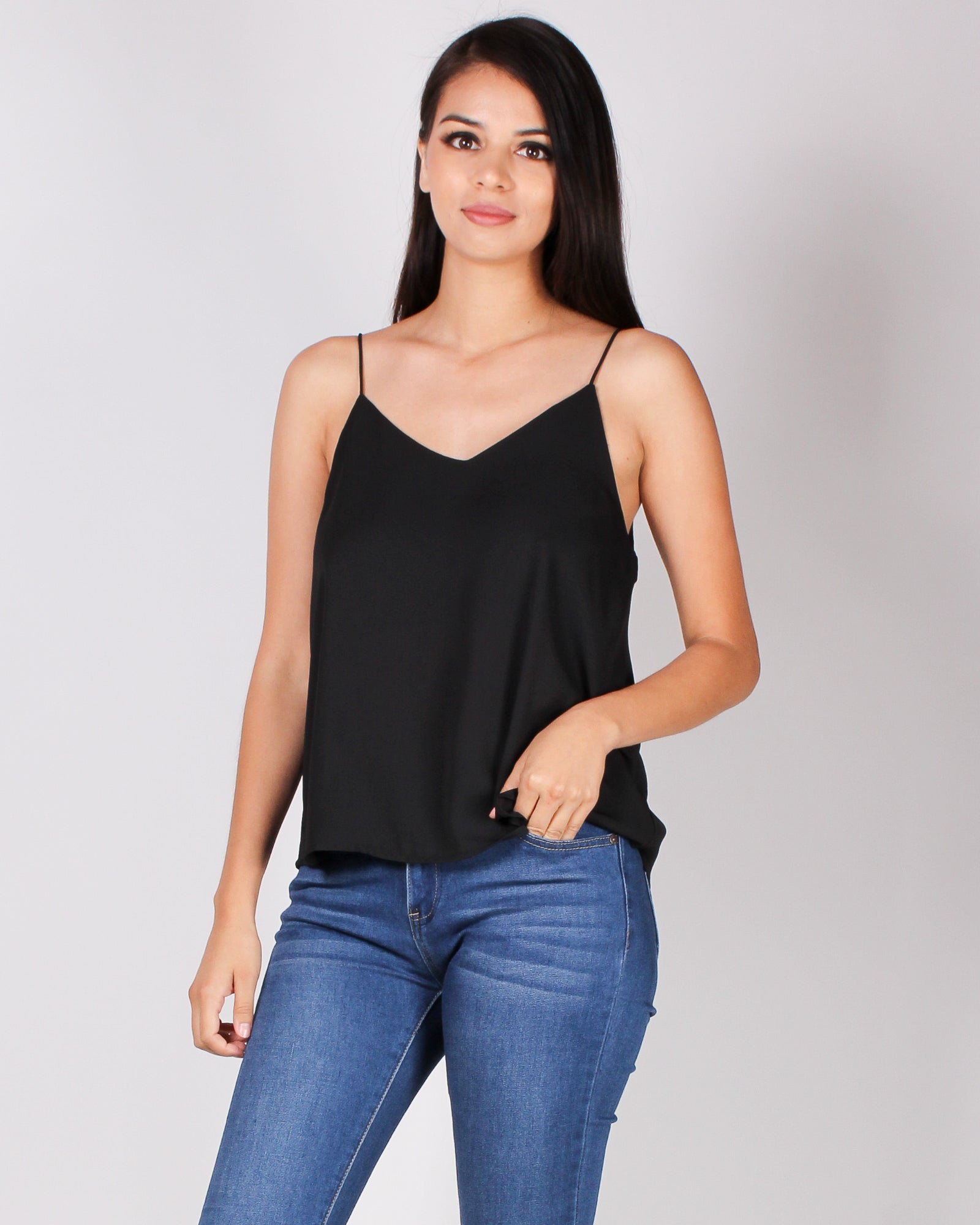 One Day at a Time Blouse (Black)
