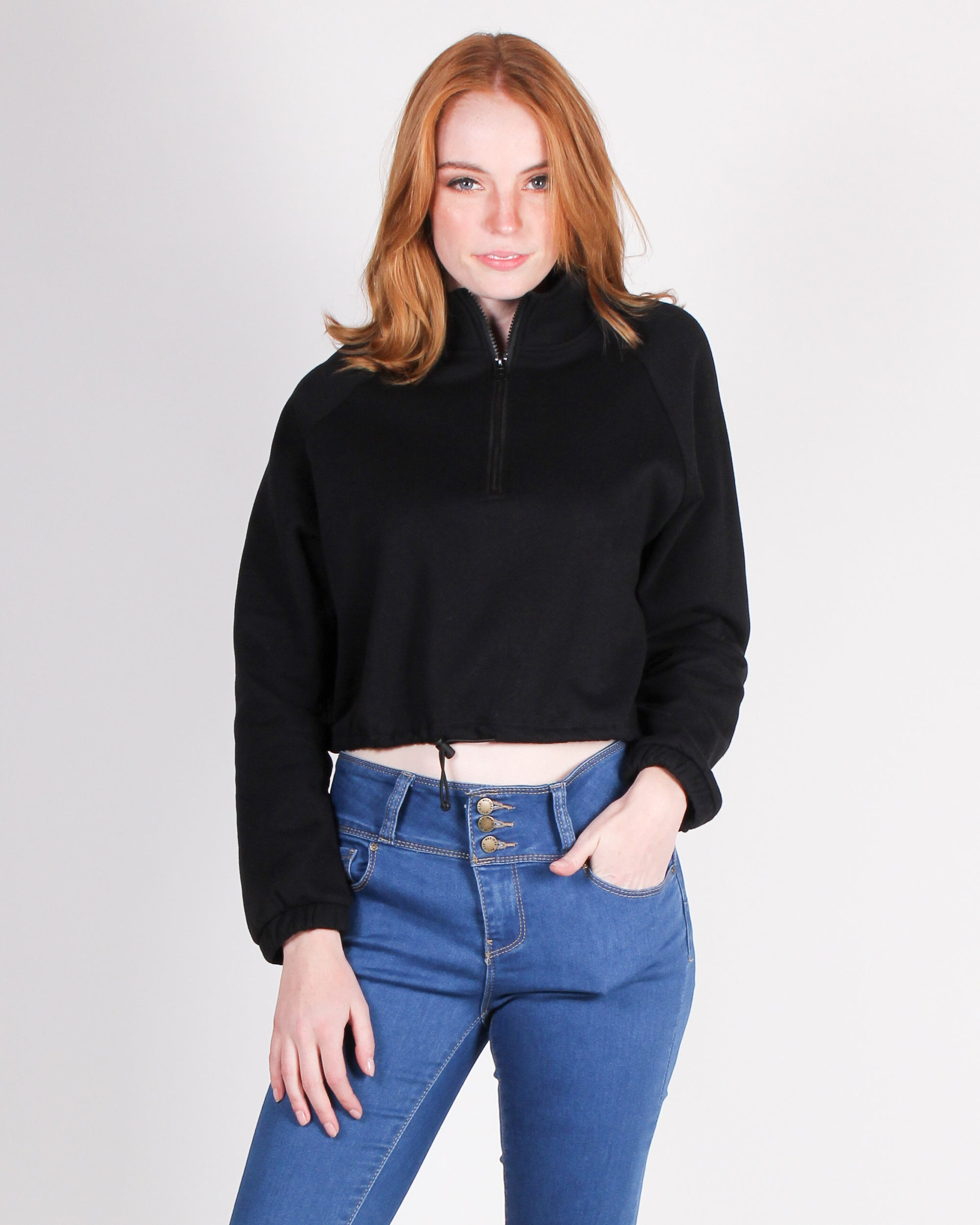 Fashion Q Shop Q Persistence Wins the Game Pullover (Black) T11011