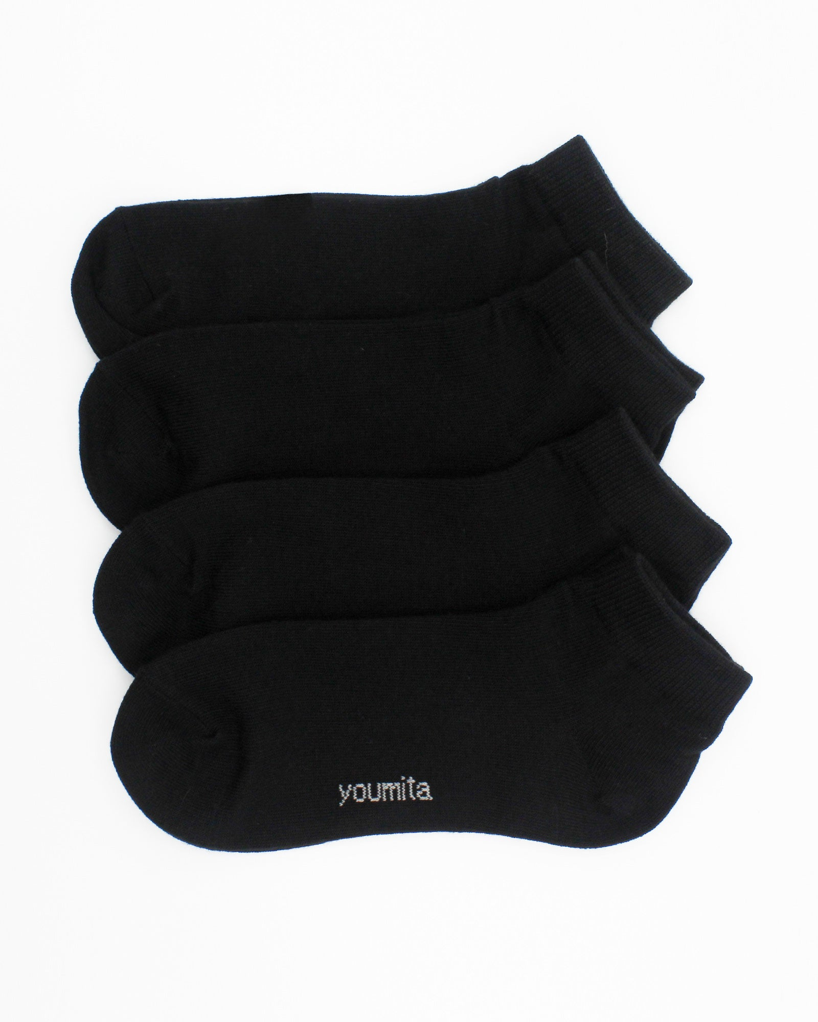 Movements in Life Anklet Socks (Black)
