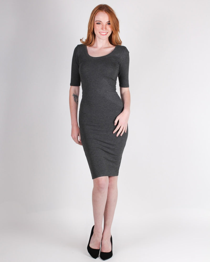 Fashion Q Shop Q Absolutely A Yes Bodycon Dress RD62447