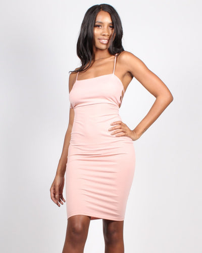 Aspire To Inspire Bodycon Dress Dresses