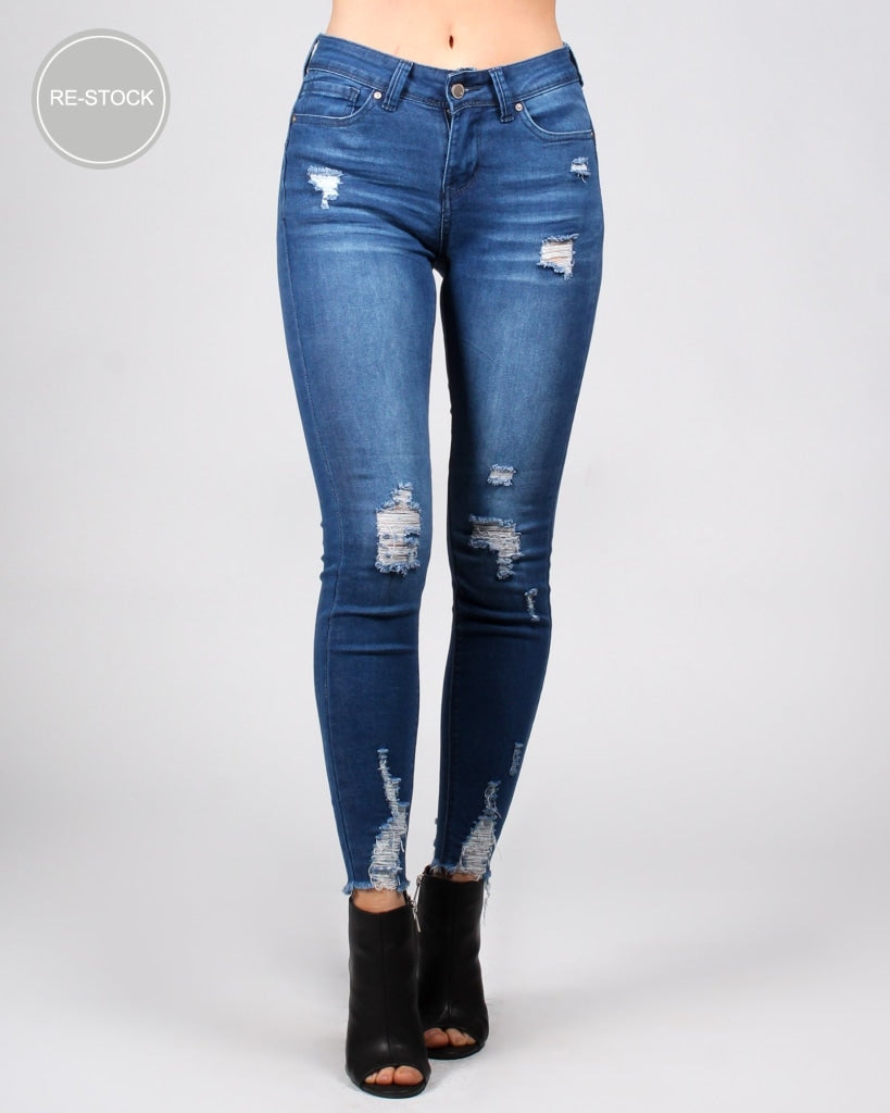 Fashion Q Shop Q Butt, I Am Fabulous Jeans (Medium) 90090