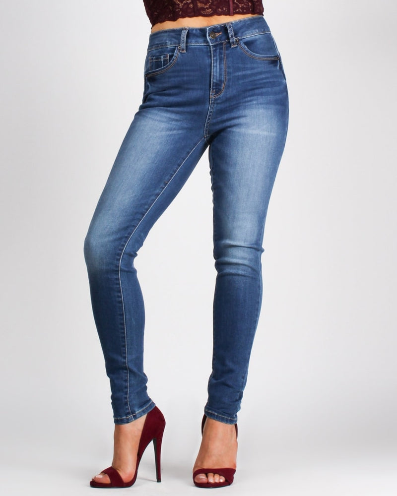 Butt-Merize High-Rise Jeans Bottoms