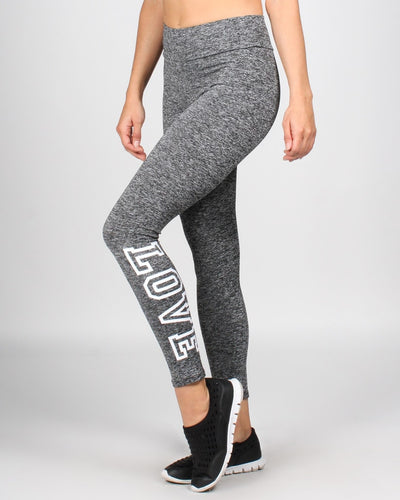 Can Buy Me Love Yoga Pants