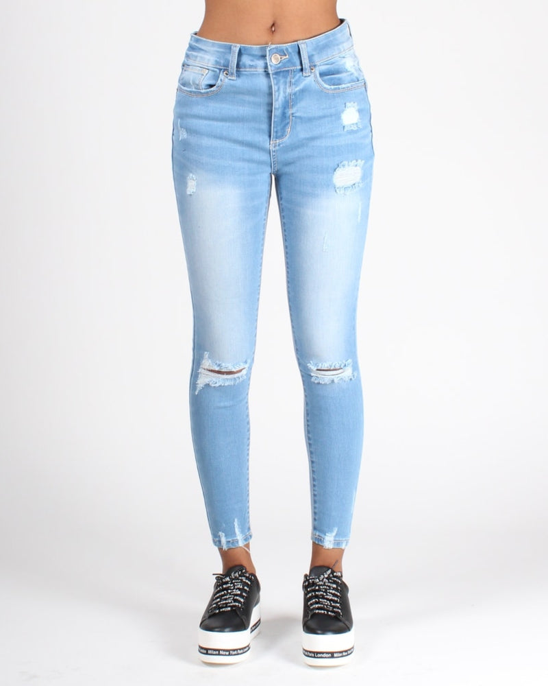 Chase Adventure High Rise Jeans Bottoms