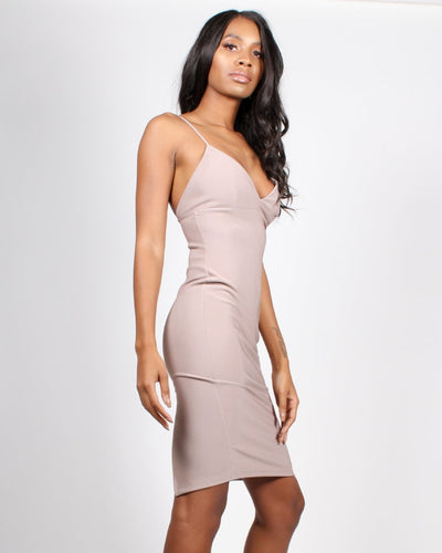 Choose To Shine Bodycon Dress Dresses