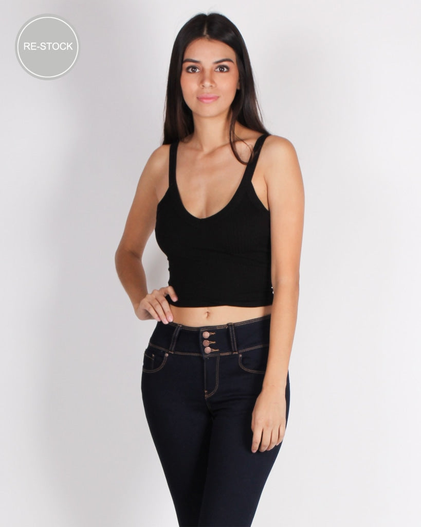 Fashion Q Shop Q Come Out And Play Tank Crop Top RT62593