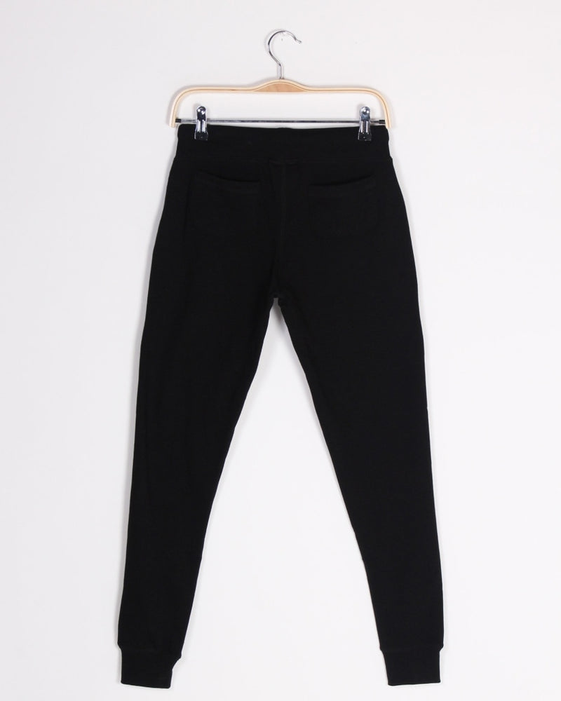Comfort Is Crucial Jogger Pants Black / S Bottoms