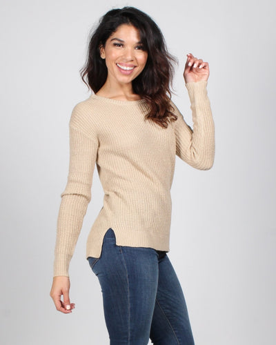 County Fair Knit Sweater Tops