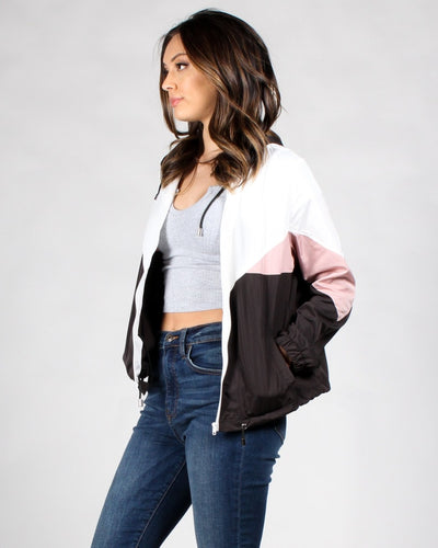 Crazy Sexy Cool Windbreaker Jacket Outerwear