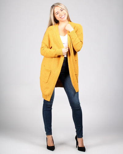 Cuddle Buddy Cardigan Outerwear
