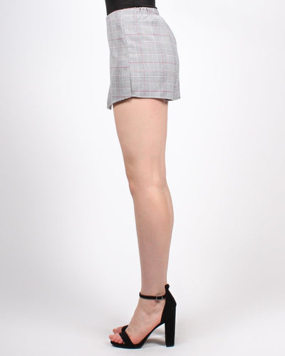 Daily Plaid-Itude Skort Bottoms