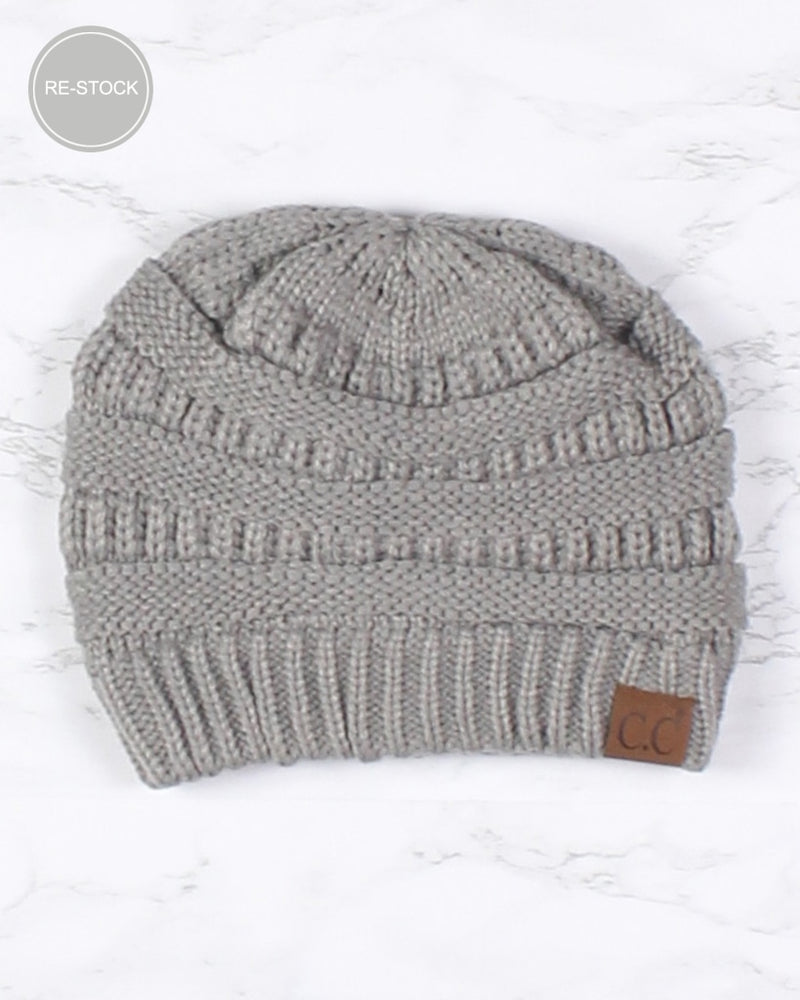Daydream Beanie (Natural Grey) Natural Grey / One