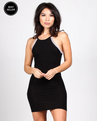 Envy Me Bodycon Dress S / Black Dresses