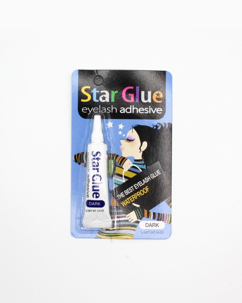 Eyelash Adhesive Dark One / Clear Eyelashes