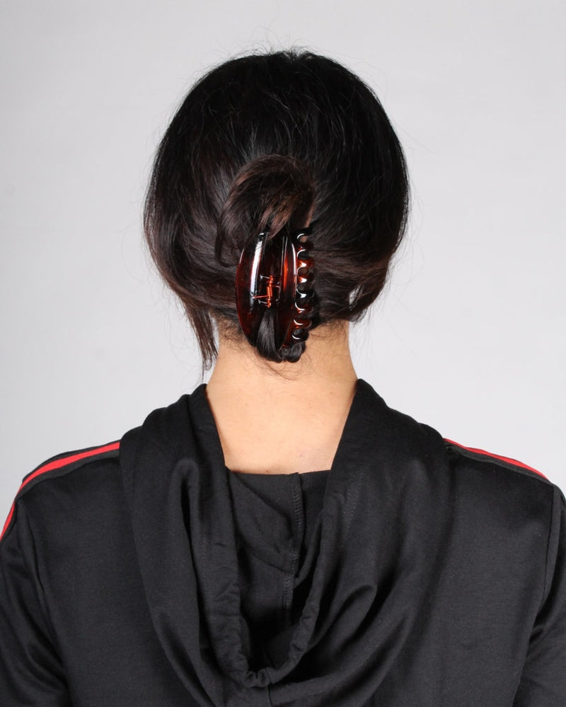 Faith Hair Clip One / Brown Accessory