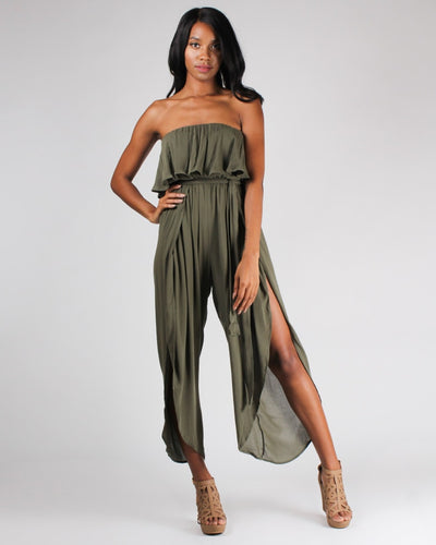 Ferngully Flounce Jumpsuit