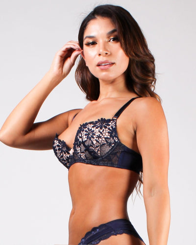 Floral-Istic Pursuits Bra