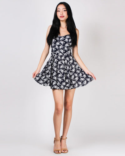 Florally Yours Sundress Dresses