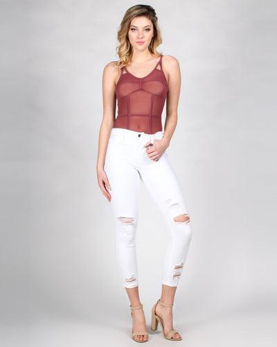 For The Very First Time Bodysuit