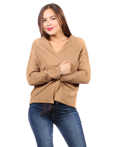 Great Expectations Cardigan S / Camel