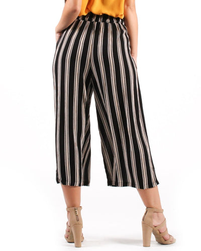 High On Life Striped Pants