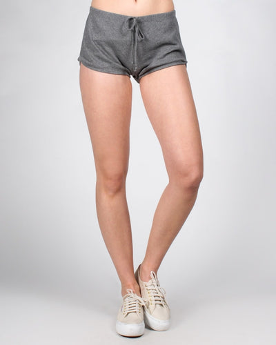 Hit Me With Your Best Shorts S / Heather Grey Bottoms