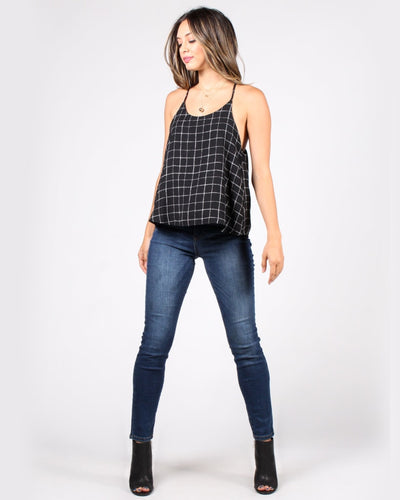 Hooked On A Feeling Trapeze Top Tops